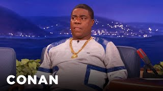Tracy Morgan Got Thrown Out Of Prince