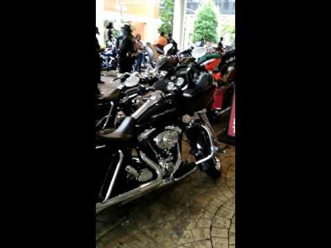 National Black Bikers Roundup Footage, Little Rock, Arkansas 2016