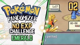 No EXP Challenge Randomizer   Pokemon Emerald #2