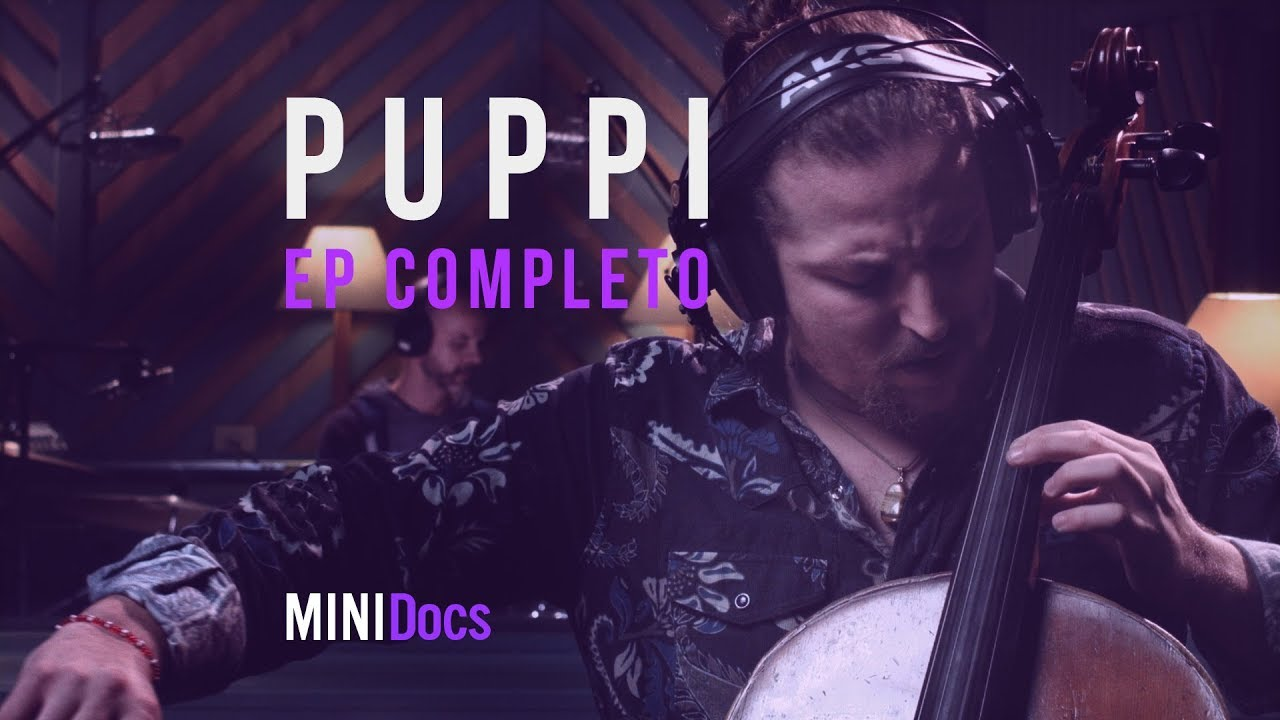 Federico Puppi - MINIDocs® - Episódio Completo
