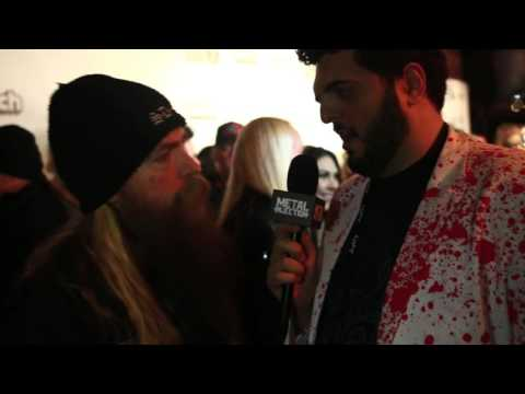 ZAKK WYLDE Interview at the Revolver Music Awards 2016 | Metal Injection