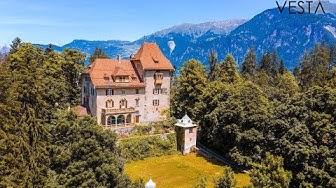 Bündner Schloss in Chur GR, VESTA Immobilien Castle Switzerland