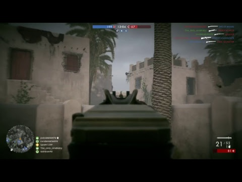 how to show bf1 fps