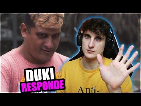 DUKI RESPONDE A CHARANGO | Yao vs Duki REACCIÓN