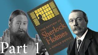 Book Review: The Return of Sherlock Holmes ~ By: Sir Arthur Conan Doyle