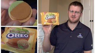Caramel Apple Oreo Review Thumbnail