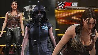WWE 2K19: Nikki Cross Mod ft. Hidden 2K19 Attire Textures & Victory Scene Ring Announcer Audio!