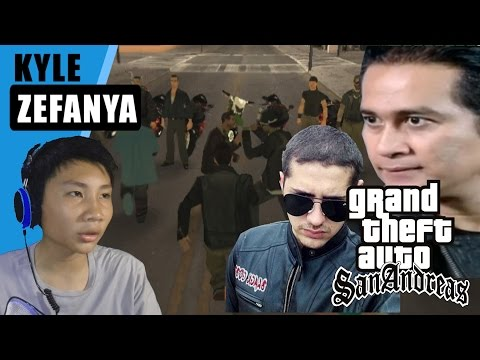 Bentrok anak jalanan vs black cobra – Grand Theft Auto Extreme Indonesia (DYOM #28)