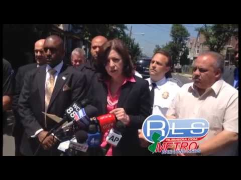 Press Conference Essex County Prosecutor's Office