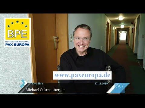 Ausblick auf BPE-Deutschland-Tour 2020 zur Aufklärung über Politischen Islam