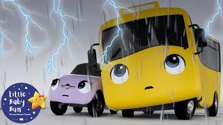 Go Buster | Buster and Storm | BRAND NEW! | Baby Songs | Kids Cartoon | Little Baby Bum