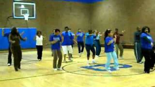 Learn the Wobble Line Dance(Vic Wobble Line Dance)(How to do the Wobble Line Dance)