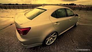Lexus IS250 F-Sport on 20
