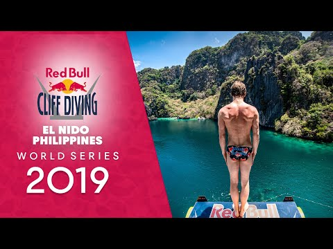 Red Bull Cliff Diving World Series 2019 | LIVE from El Nido, Philippines