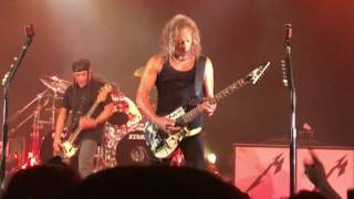 Metallica For Whom The Bell Tolls Live At The Opera House Toronto 11 29 2016