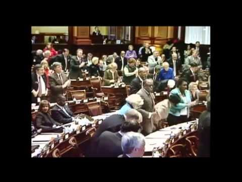 Prime Time Lawmakers State of The State Address 2011