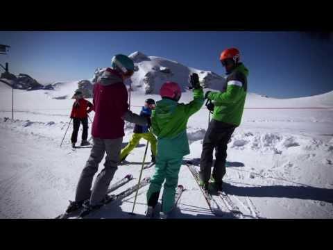 Skifahren Dachsteingletscher mit