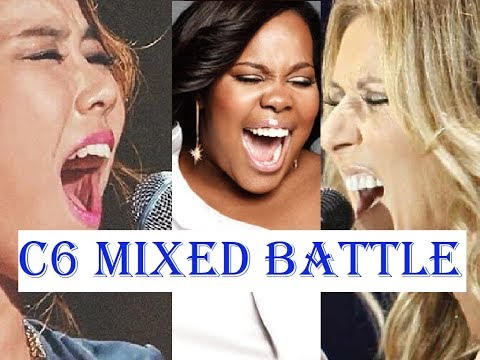 C6 MIXED BATTLE - High Notes