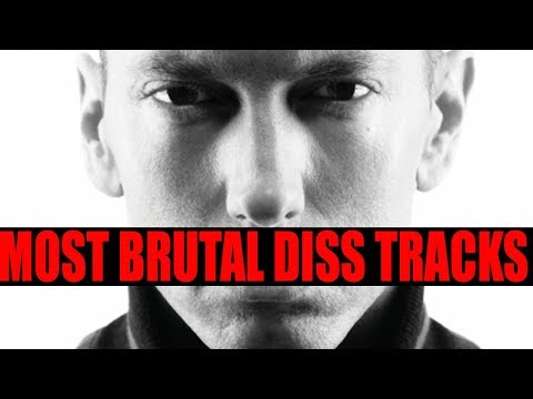 10 of Eminem's Most Brutal Diss Songs - XXL
