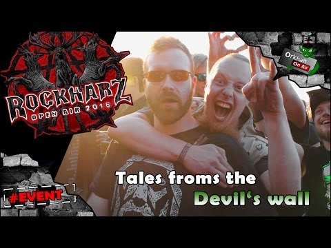 Rockharz Festival Movie 2016 | The war of the water melon |