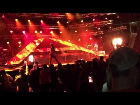 Jason Aldean tour kickoff Greenville SC - Hicktown