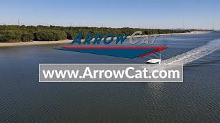 ArrowCat 32 Power Catamaran Walkthrough
