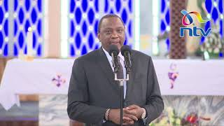 I still vividly remember the day my father died - President Uhuru Kenyatta