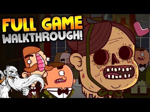 "Adventures of Bertram Fiddle - ""GRAB YOUR SNACKS AND ENJOY!!!"" Full Game Walkthrough"