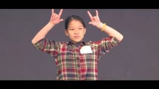 M21青年主持選拔大賽2015: 林穎彤 (背景音樂: Me