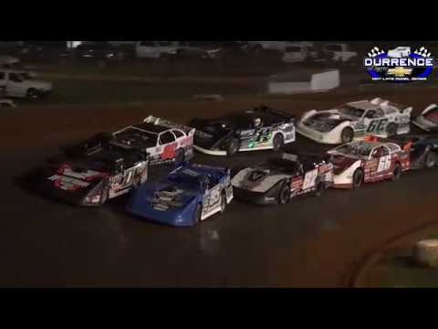 Durrence Layne Dirt Late Model Series at Talladega Short Track 7-3-19 Feature