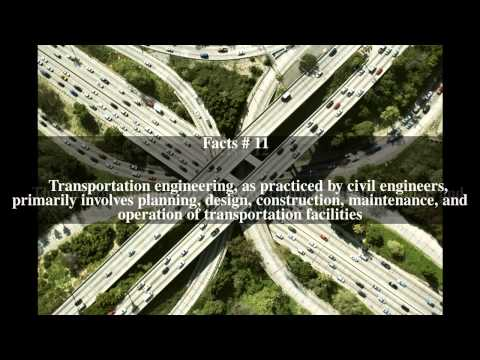 Transportation engineering Top # 18 Facts