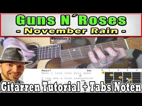 ★Guns N Roses NOVEMBER RAIN