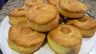 Buttermilk Biscuits Recipe (How to)
