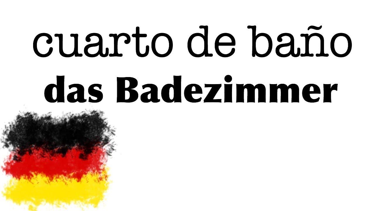 Aprender Alemán: 25 Frases faciles en alemán - Cuarto de ...