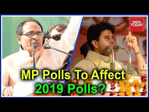 Madhya Pradesh #Results2018 To Determine 2019 Lok Sabha Polls?