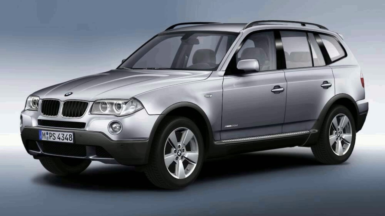 bmw x3 e83 m pakiet por wnanie youtube. Black Bedroom Furniture Sets. Home Design Ideas