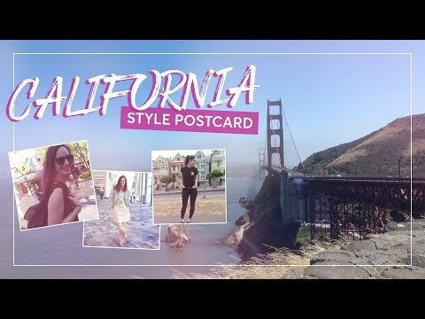 Style postcard from California | CharliMarieTV