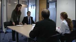 Business English: Participating in meetings 2.