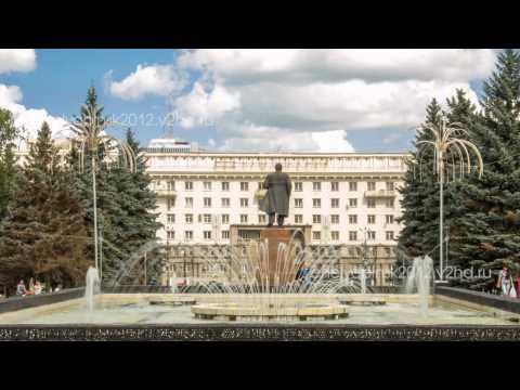Челябинск. Сила притяжения