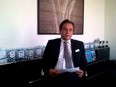 Michael Moritz congratulates Allegiance