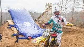 Travis Pastrana loves Bagjump Airbags!
