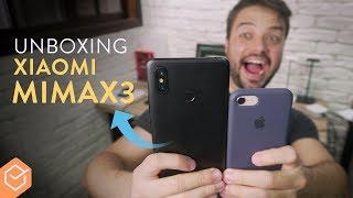 MAIOR SMARTPHONE DO MERCADO! | XIAOMI MI MAX 3
