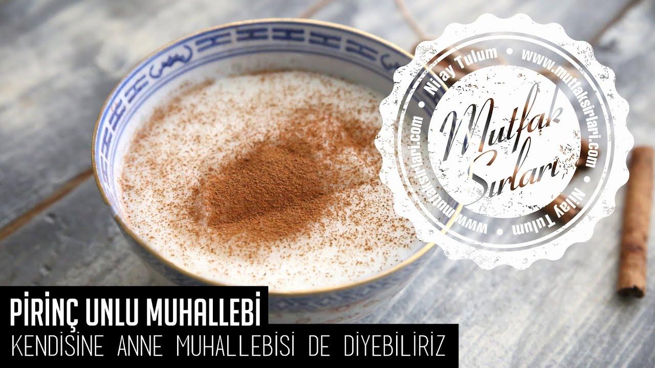 Anne Muhallebisi – Unlu Muhallebi