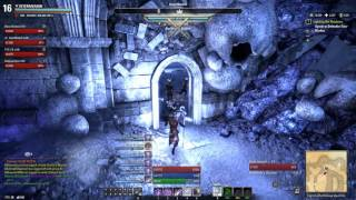 Vet White-Gold Tower || Sorcerer Magicka DPS