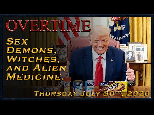Overtime: Trump Bets Business