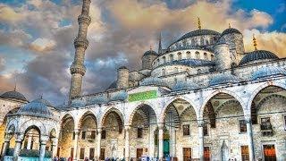#413. Стамбул (Турция) (лучшие фото)(Самые красивые и большие города мира. Лучшие достопримечательности крупнейших мегаполисов. Великолепные..., 2014-07-02T01:40:40.000Z)