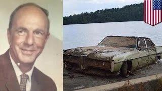 العثور على رجل مفقود غارقاً في سيارته في بحيرة روديس
