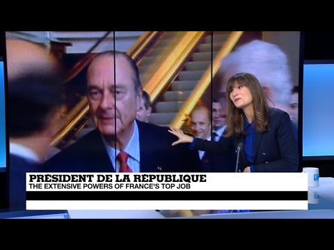 French president: A modern-day monarch?