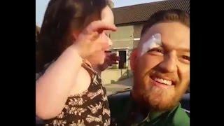 Conor McGregor's Snapchat videos I Conor McGregor's Instagram videos