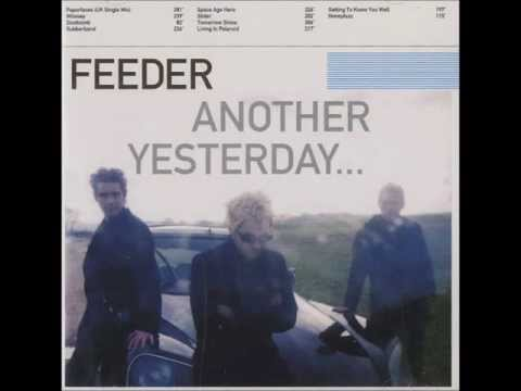 Feeder - Another Yesterday [Full Album]